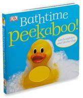 DK Publishing Bathtime Peekaboo! Book
