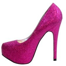 """The Highest Heel Halloween Women's 5 1/2"""" Covered Platform"""