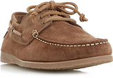 Bertie Beach House Suede Shoes, Tan