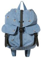 Herschel Blue Denim Mickey Mouse Backpack