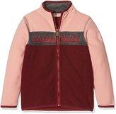 Napapijri Boy's K TAIGA FULL ZIP Sweatshirt, Red (VINT AMARANTH)