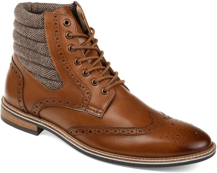 9b4635cde83 & Vine Apollo Men's Wingtip Boots