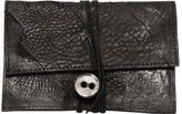 The Last Conspiracy Wrap Around Embossed Leather Wallet