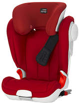 Britax Kidfix XP Sict Group 2/3 Car Seat, Flame Red