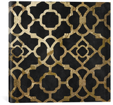 iCanvas Moroccan Gold IV by Color Bakery (Giclee Canvas)
