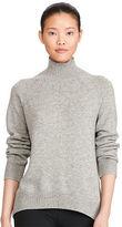 Polo Ralph Lauren Wool-Blend Side-Zip Sweater