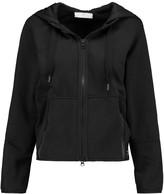 adidas by Stella McCartney Essentials cotton-blend hooded sweatshirt