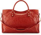 Balenciaga Giant 12 Golden City Bag, Rouge
