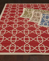 "Safavieh Locking Hex Rug, 6'7"" Square"