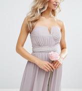 TFNC Wedding Embellished Diamond Sash Belt