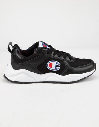 Champion 93Eighteen Classic Black & White Womens Shoes