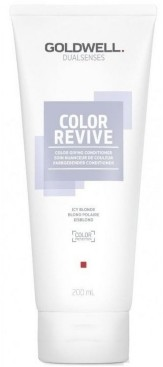 Goldwell Dualsenses Color Revive Conditioner - Icy Blonde, 6.7-oz, from Purebeauty Salon & Spa