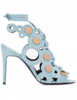 Pierre Hardy Penny lace sandals