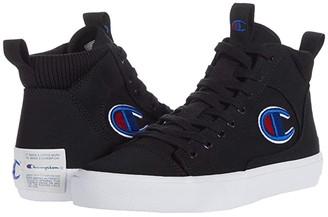 Champion Fringe Hi (Black) Men's Shoes