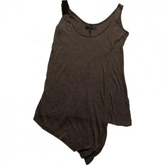 Rag & Bone Grey Cashmere Top for Women
