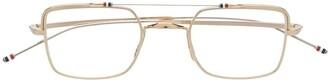 Thom Browne Eyewear Square Glasses