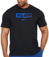 Nike Short Sleeve T-Shirt-Big and Tall