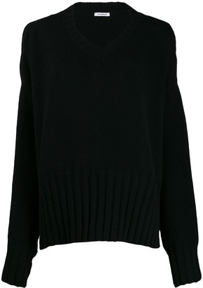 P.A.R.O.S.H. oversized knitted sweater
