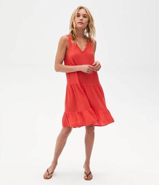 Michael Stars Scarlett Gauze Dress