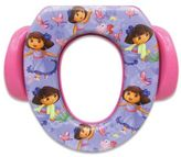 Ginsey [P Dora Butterfly Buddies Soft Potty Seat in Purple[/P]