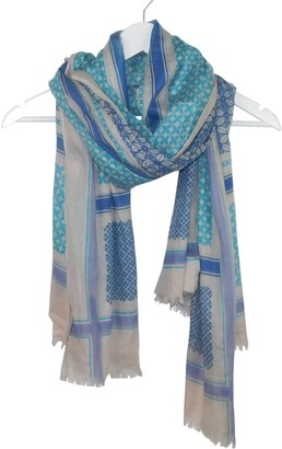 DII Tickled Pink Women's Townsend Pattern Lightweight Scarf