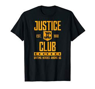 Justice Shirt.Woot Club T-Shirt