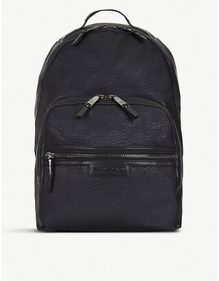 Elwood Tiba & Marl changing backpack, Black
