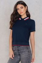 Tommy Hilfiger Tianna Heritage Polo SS