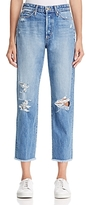 Joe's Jeans The High-Rise Smith Straight-Leg Jeans in Caryn