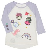 Girls' Love Graphic T-Shirt