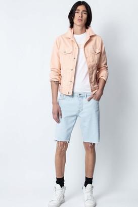 Zadig & Voltaire Base Velvet Jacket