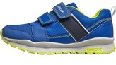 Geox Infant Girls Casual Sport Trainers Blue