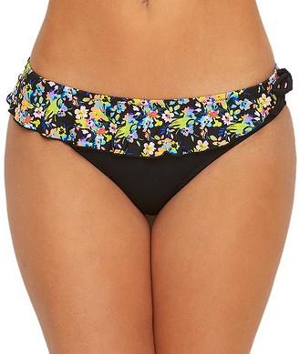 Pour Moi? Sunkissed Ruffled Bikini Bottom