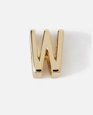 Stella McCartney w' alphabet shoe charm new