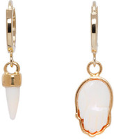 Isabel Marant Gold 'It's All Right' Earrings
