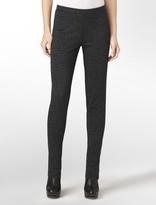 Calvin Klein Pebble Printed Ponte Knit Leggings