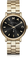 Marc by Marc Jacobs Baker Golden Stainless Steel Classic Women's Watch