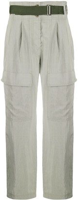 Paul Smith Belted Cargo Trousers