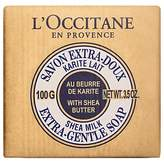 L'Occitane Milk Shea Butter Extra Gentle Soap, 100g