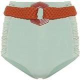 Johanna Ortiz Captivation belted bikini bottoms