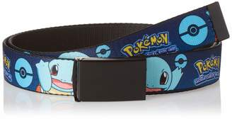 Pokemon Buckle Down Buckle-Down Men's Web Belt