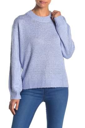 Lush Boucle Crew Neck Sweater