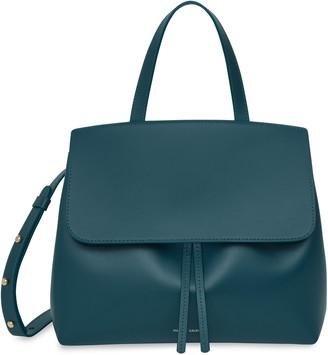 Mansur Gavriel Calf Mini Lady Bag - Midnight Blue