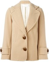See by Chloe short boxy coat
