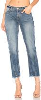 Hudson Rival Seamed Straight Jean