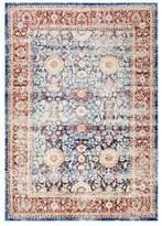"nuLoom Vintage Persian Zoila Rug - 5.3\"" x 7.7\"""