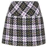 Miu Miu Tweed miniskirt