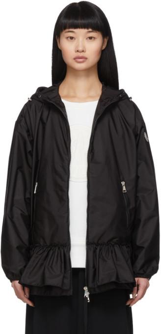 Moncler Black Sarcelle Jacket