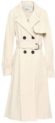 Forte Forte Forte_forte Belted Cotton-blend Twill Trench Coat