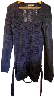 Comptoir des Cotonniers Blue Wool Knitwear